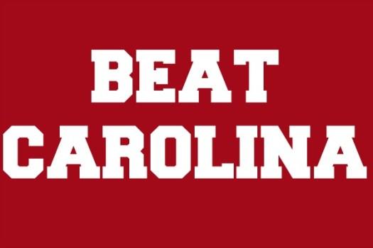 Beat Carolina