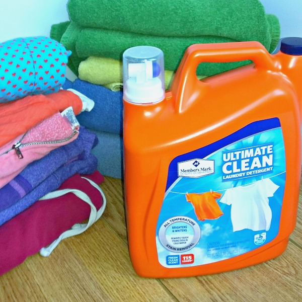 7 ways to make laundry more pleasant #TryMembersMark