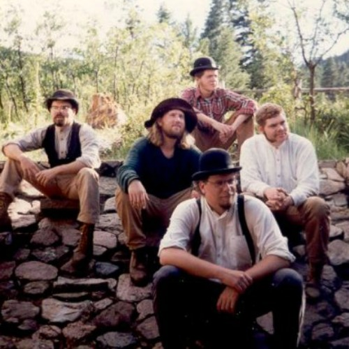1996 Crater Lake staff at Philmont Scout Ranch