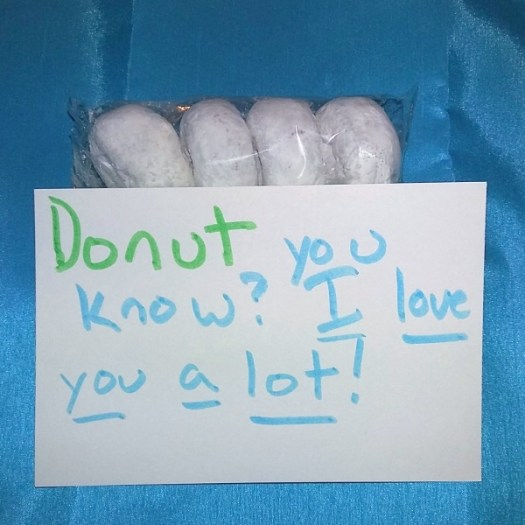 Donut you know I love you? #SweetestDay Sweetest Day