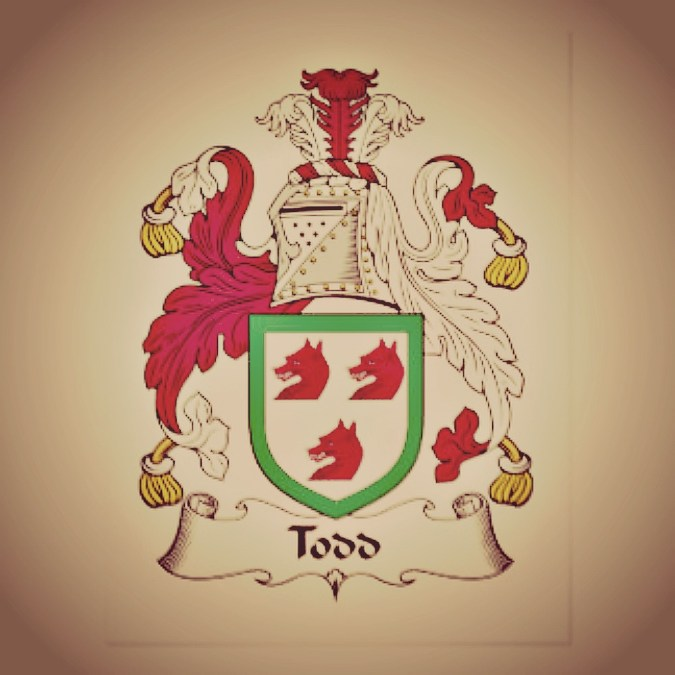 Todd Family Crest