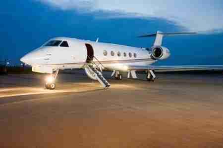 Gulfstream V Jet