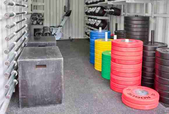 CrossFit Weight Stacks