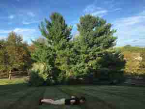 Burpee - Ground Position