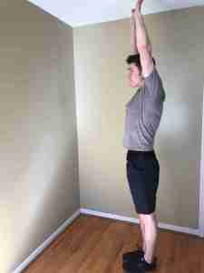 Hamstring Stretch 1