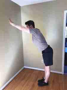 Hamstring Stretch 2