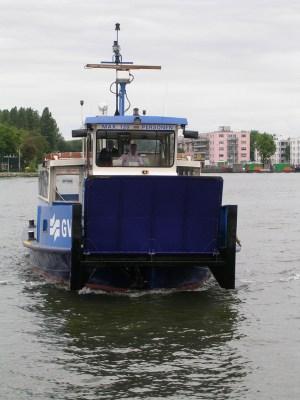 Amsterdam Noord ferry