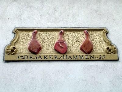 3 old hams