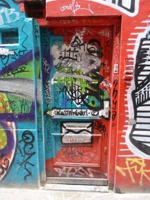 Mosterdpotsteeg doorway