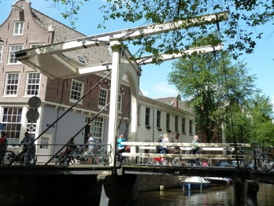 Groenburgwal bridge