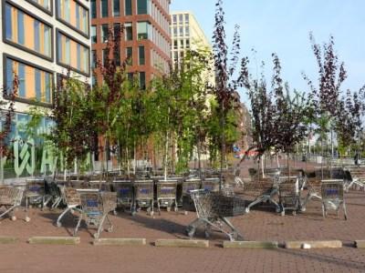 repurposed carts