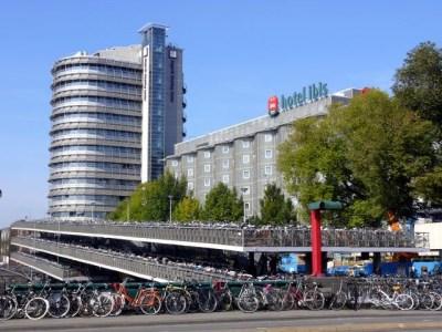 Centraal Station bike parking