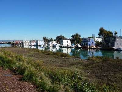 San Francisco's houseboats