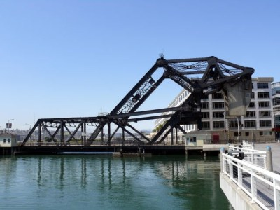 San Francisco 3rd St. Drawbridge