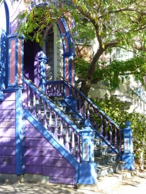 Noe Street stairs