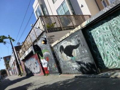 Clarion Alley