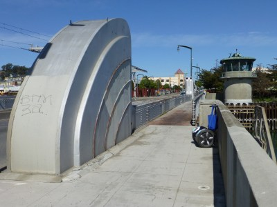3rd Street Bridge over Islais Creek Channel
