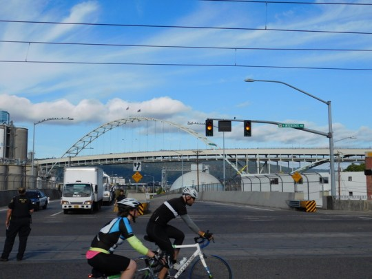 Bridge Pedal - Fremont Bridge