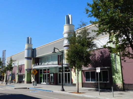 Petaluma cinema