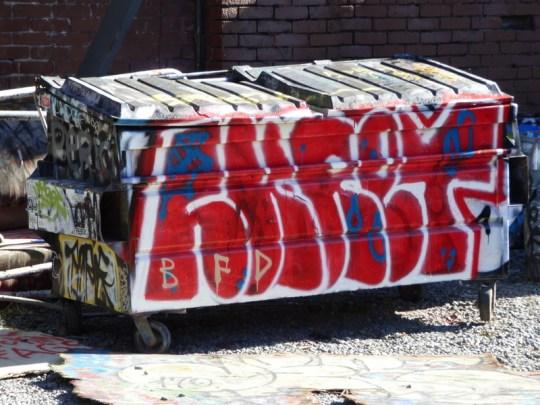 best Petaluma dumpster