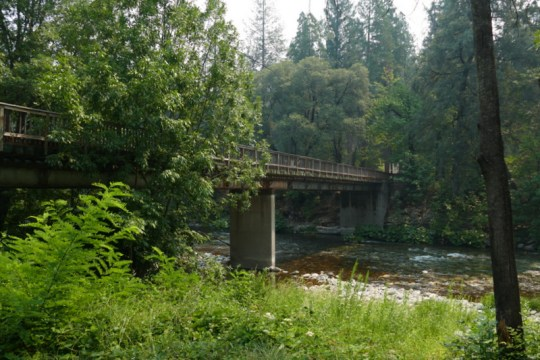 Soda Creek Road Bridge