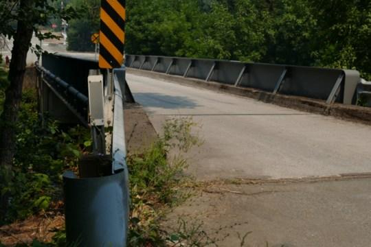 Bridge Street Bridge in Dunsmuir