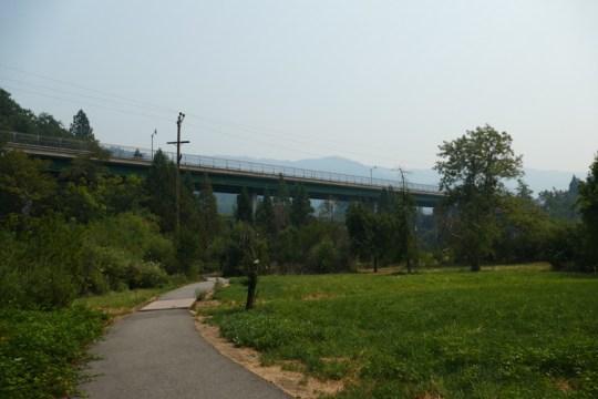 Dunsmuir Avenue Bridge