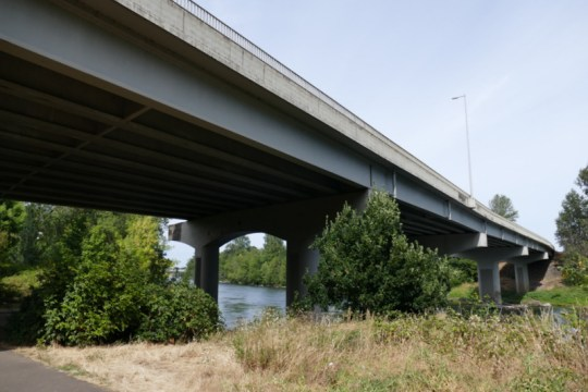 Corvallis Bypass Bridge