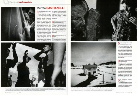 "May 2011 - ""The Bosnian Identity"" published in Photo Professional."