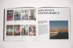 "February 2021 - A selection of my pictures, part of the project ""Not on the same boat"", supported by the National Geographic Society's Emergency Fund for Journalists, were published together with a text on the special edition of the Italian magazine ""Perimetro Roma""."