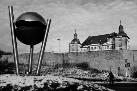 A view of the town of Sichtigvor, Germany 2016. © Matteo Bastianelli