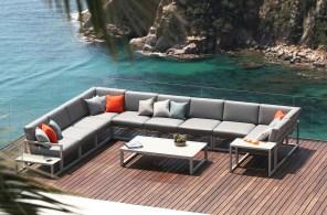 Una configurazione del salotto Ninix Lounge