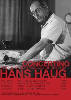 Concertino Hans Haug