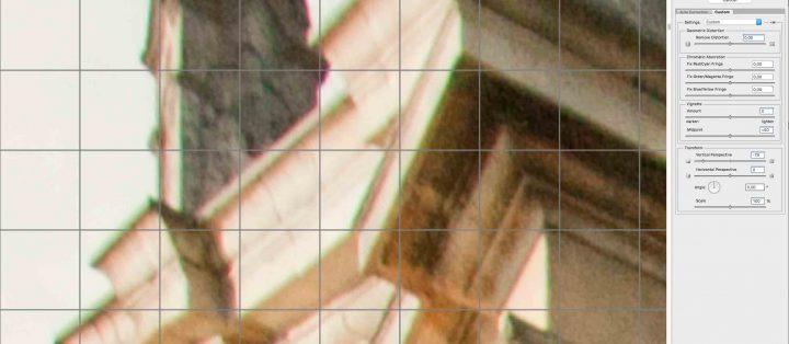 Foto distorte