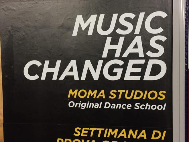 Music has changed