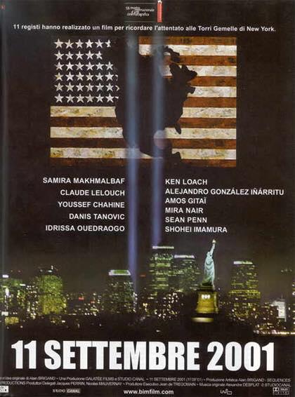 Locandina del film 11 settembre 2001