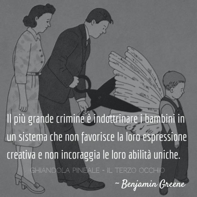 Frase di Benjiamin Greene