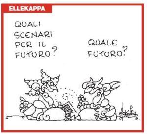 Vignetta di ElleKappa