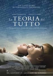 """""""La teoria del tutto"""", film su Stephen Hawking"""