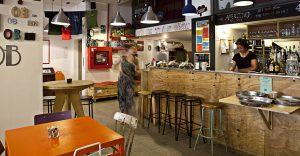 """Il bar di """"Ostello Bello"""""""