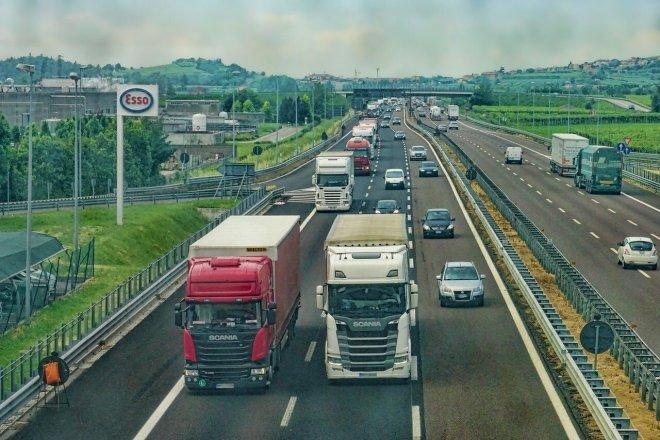 Anche i camionisti lottano contro il coronavirus