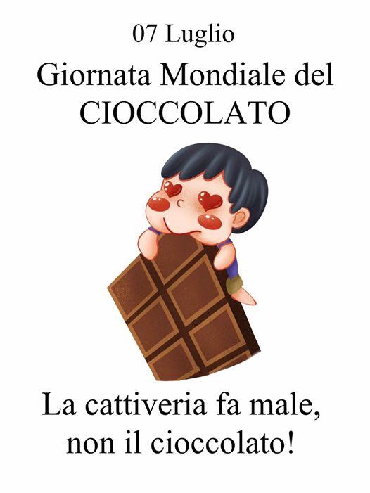 la cattiveria fa più male del cioccolato