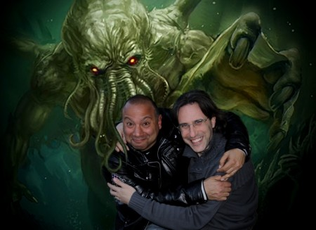 cthulhu, nick and me