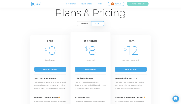 X-ai review: Pricing plans