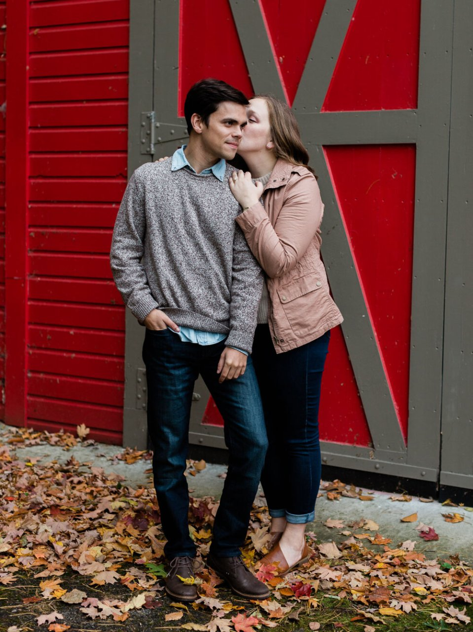 Fall Rocky River Reservation Engagement Photos-17.jpg