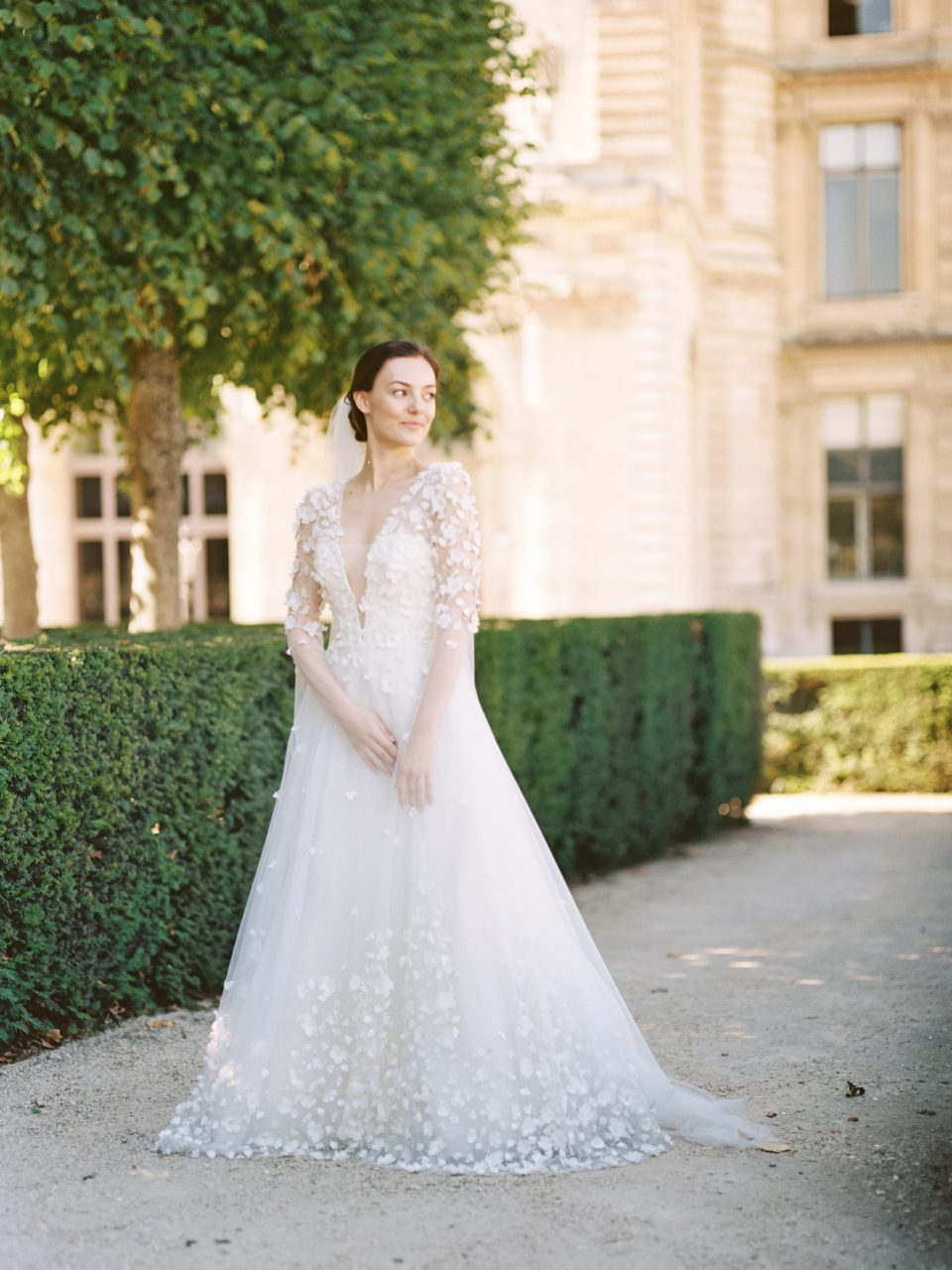 Destination Fine Art Wedding Editorial Photography in Paris with Max Chaoul - Matt Erickson Photography