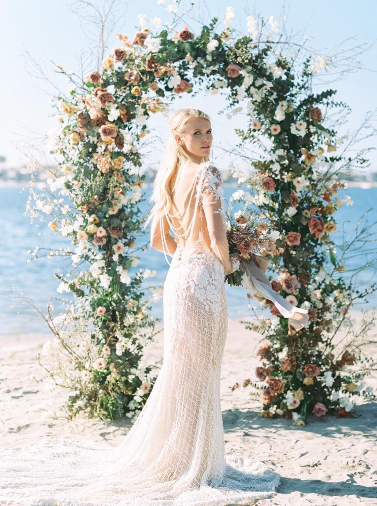 San Diego Beach Elopement Wedding Photographer - Matt Erickson Photography