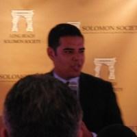 Hearing from Mayor-Elect Robert Garcia