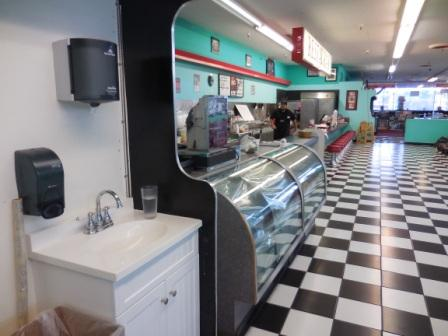 Exploring The Kosher Restaurants of Las Vegas III: Huntridge Soda Fountain