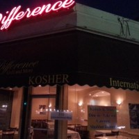 "Trying out ""The Difference"" (A New Kosher Restaurant in Los Angeles)"